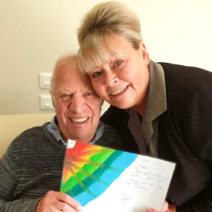 Arcare Aged Care Hillside Unexpected Birthday Gift