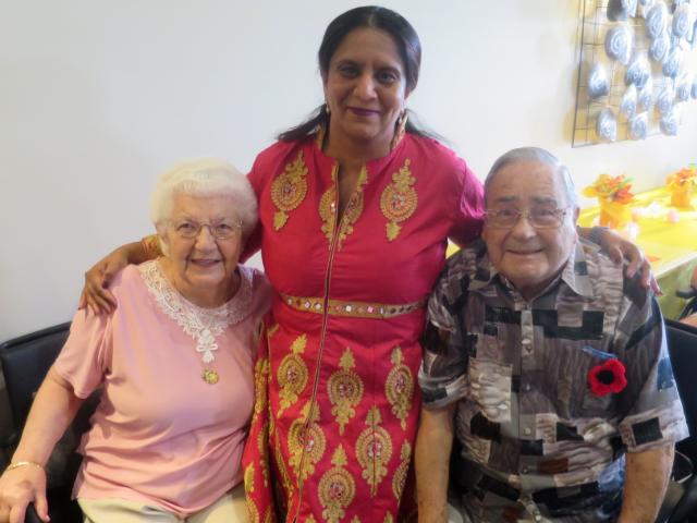 Arcare Aged Care Keysborough 01112019 Diwali 2019