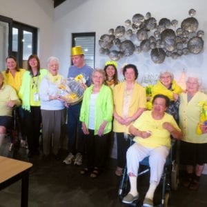 Arcare Aged Care Keysborough 07082019_daffodil