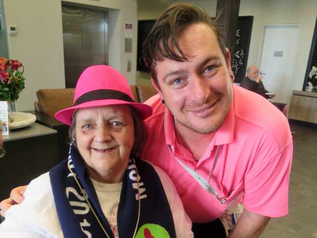 Arcare Aged Care Keysborough 11102019 Pink Ribbon Day 2