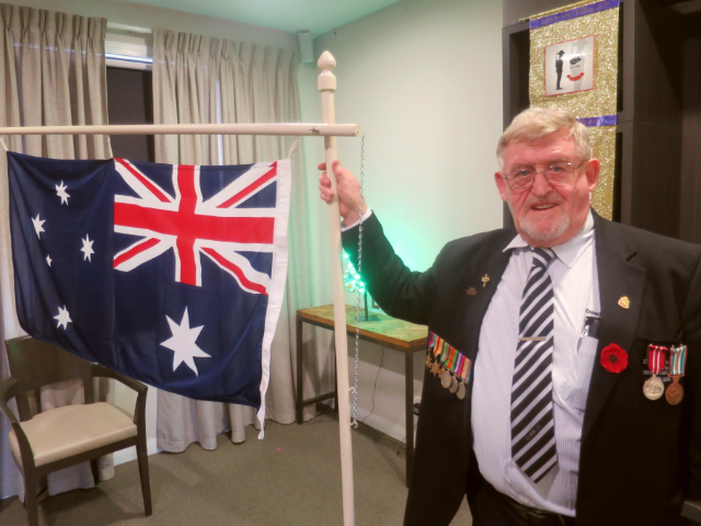 Arcare Aged Care Keysborough 11112019 Remembrance Day