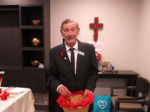 Arcare Aged Care Keysborough 11112019 Remembrance Day 1