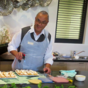 Arcare Aged Care Keysborough Cooking Kevin