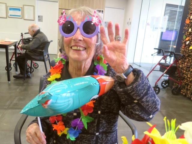 Arcare Aged Care Keysborough Hawaiian Day