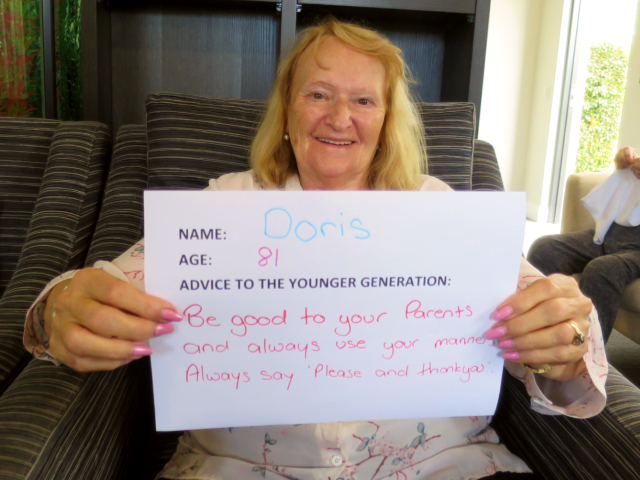 Arcare Aged Care Keysborough Years Advice Wisdom (1)