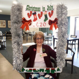 Arcare Aged Care Knox Christmas In July 2020