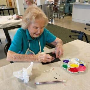 Arcare Aged Care Knox Dotting Around