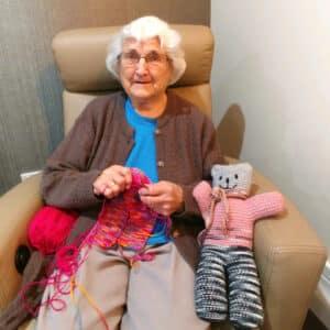 Arcare Aged Care Knox Lilian Teddies