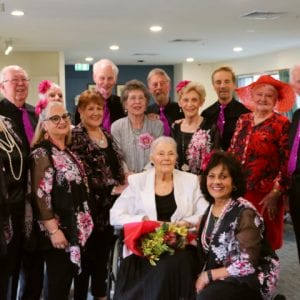 Arcare Aged Care Knox Skylarkers Perform 2019