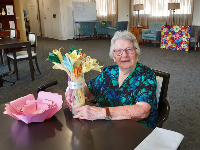 Arcare Aged Care Knox Spring Has Sprung
