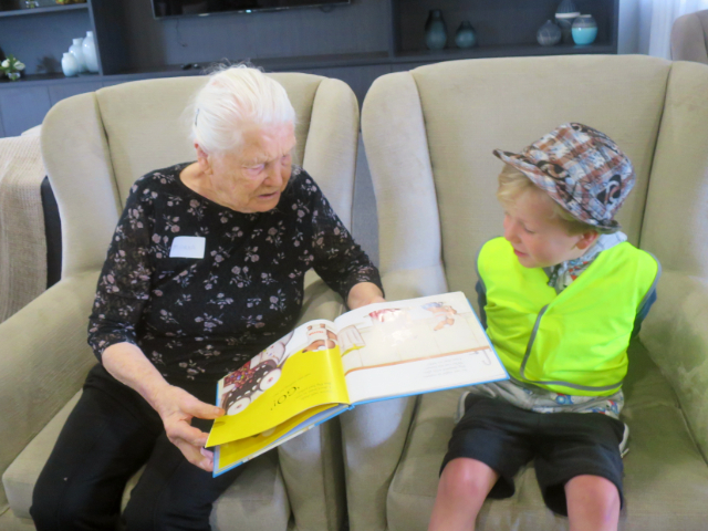 Arcare Aged Care Maidstone Kindervisit 2019 (1)