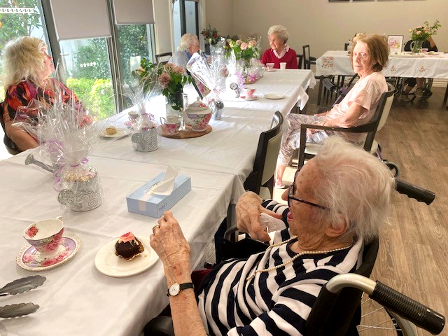 Arcare Aged Care Maidstone Mothers Day 2020