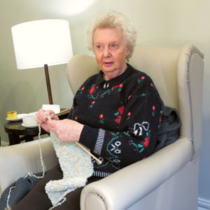 Arcare Aged Care Maidstone Volunteer Faye