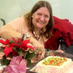 Arcare Aged Care Maidstone Wendy Hayes Birthday