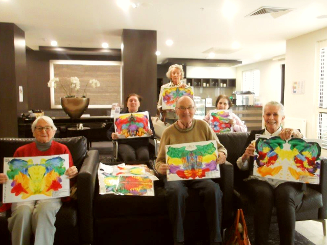 Arcare Aged Care Malvern East Community Drawings