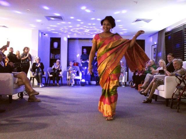 Arcare Aged Care Malvern East Fancy Dress Fashion Parade