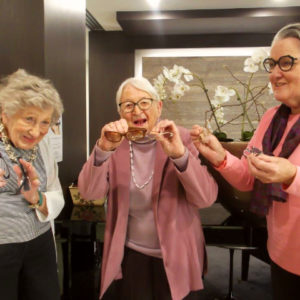 Arcare Aged Care Malvern East Glasses Collection Give The Gift Of Sight