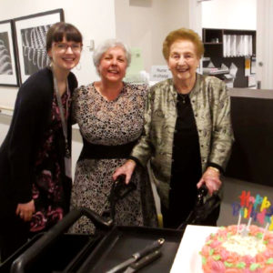 Arcare Aged Care Malvern East Roselina Cohen Birthday