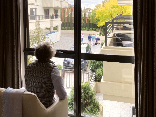 Arcare Aged Care Malvern East Toby
