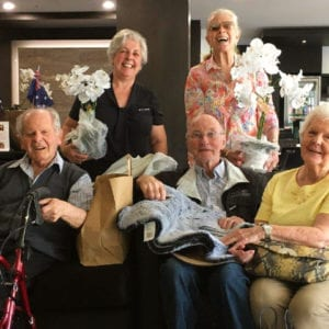 Arcare Aged Care Malvern East Wednesday Shopping