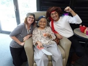 Arcare Aged Care Parkinson Dress Up1