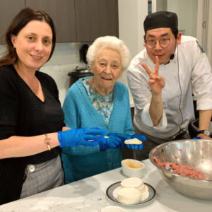 Arcare Aged Care Parkview Cooking Demo
