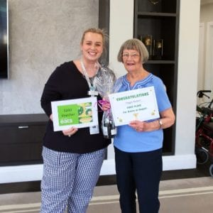 Arcare Aged Care Parkview Get Active August 2019
