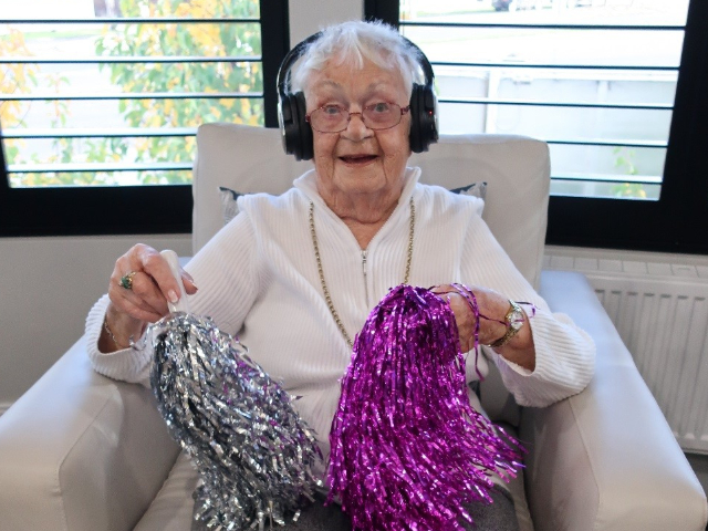 Arcare Aged Care Parkview Silentdisco1