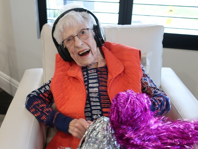 Arcare Aged Care Parkview Silentdisco2