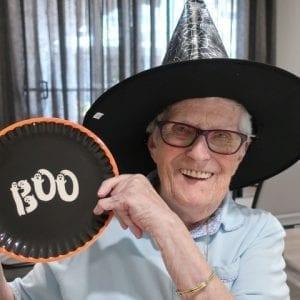 Arcare Aged Care Pimpama Halloween
