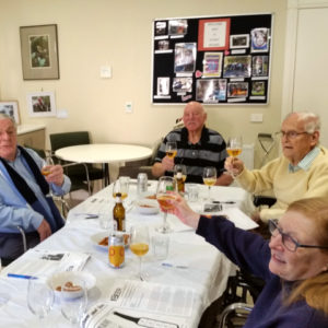 Arcare Aged Care Point Lonsdale Brewers Table