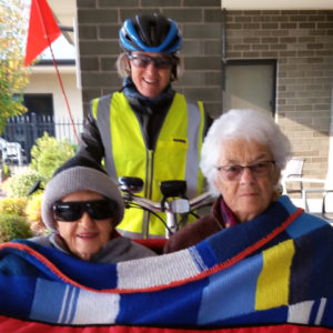 Arcare Aged Care Point Lonsdale Riding On