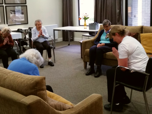 Arcare Aged Care Point Lonsdale Yoga