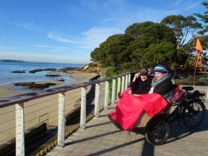 Arcare Aged Care Pointlonsdale Triobike
