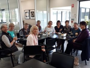 Arcare Aged Care Portarlington Bellarine Womens Network Heart Foundation CPR Defib Session 9 July 2019