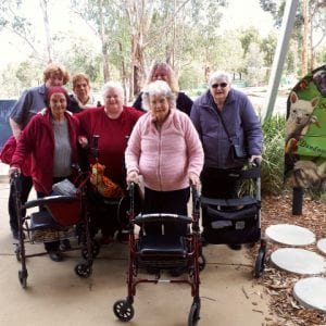 Arcare Aged Care Reservoir Animals Bundoora