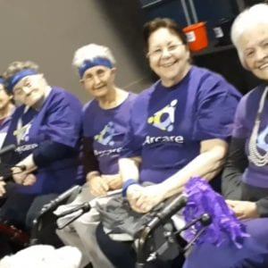 Arcare Aged Care Reservoir Games2019