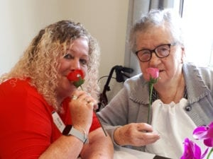 arcare_aged_care_valentines_2020_love_is_in_the_air
