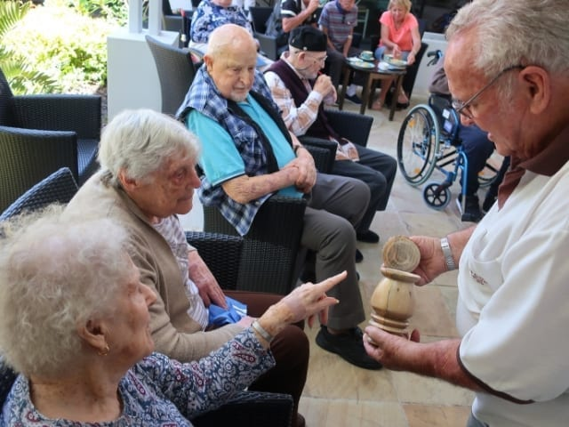 Arcare Aged Care St James Woodturners