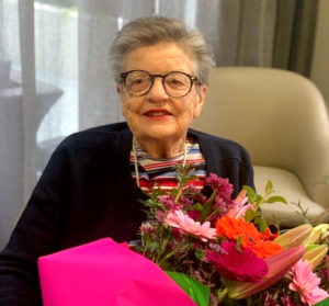 Arcare Aged Care Surrey Hills Bernice Birthday