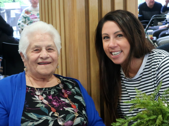 Arcare Aged Care Surrey Hills Grandparents Day 1