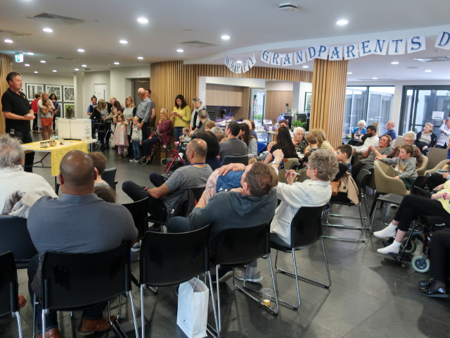 Arcare Aged Care Surrey Hills Grandparents Day 2
