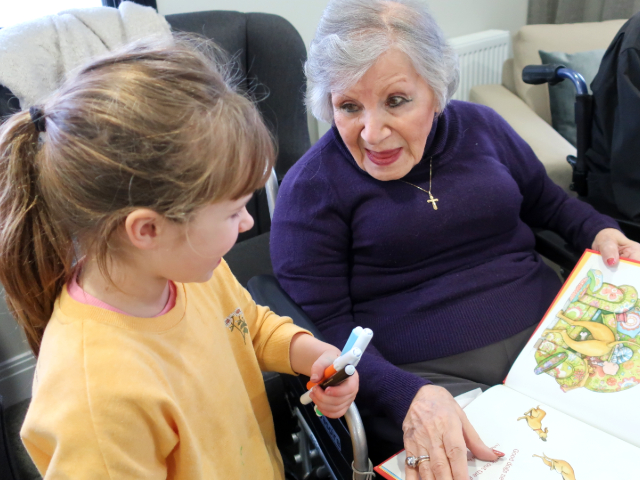 Arcare Aged Care Surrey Hills Intergenerational