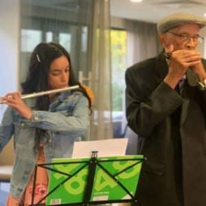 Arcare Aged Care Surrey Hills Ligorios 100th Birthday