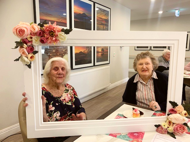Arcare Aged Care Surrey Hills Mothers Day 2020