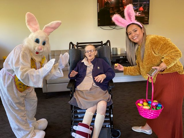 Arcare Aged Care Sydenham Easter