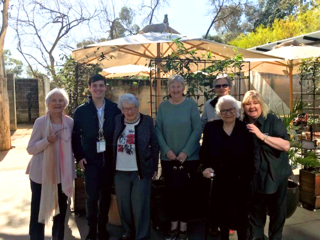 Arcare Aged Care Templestowe Cafe Musuem Heide Group