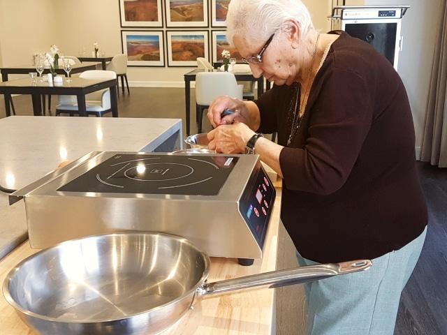 Arcare Aged Care Templestowe Constantina Cooks