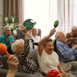 Arcare Aged Care Templestowe Interactive Music_hey_dee_ho