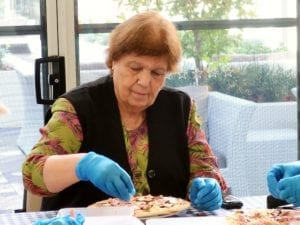 Arcare Aged Care Templestowe Pizza 1